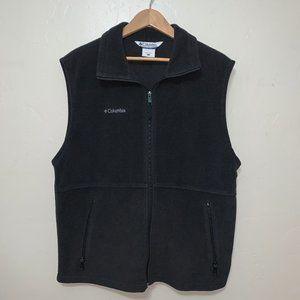 Columbia Black Men's Vest Jacket